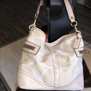 COACH Signature Tote Bag, Limited Edition.